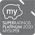 super ratings platinum 2020 mysuper